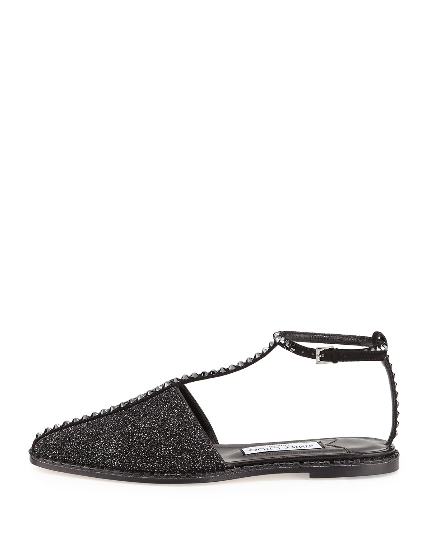 Black sandals closed toe - Gallery