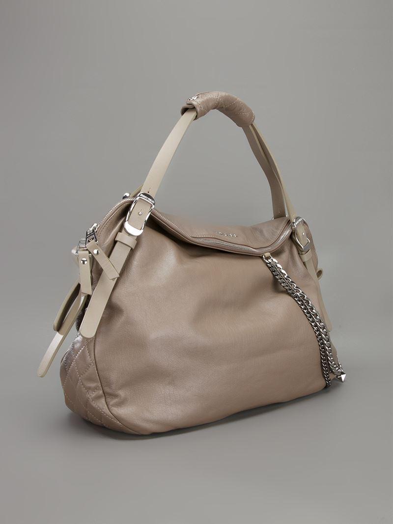 Jimmy Choo 'blake' Tote Bag in Grey (Brown)