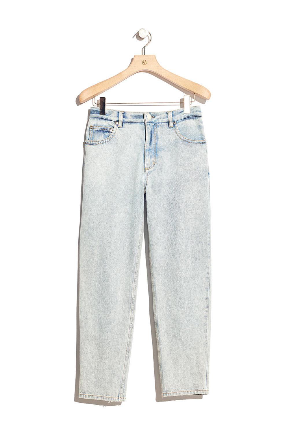 3.1 Phillip Lim Tapered Denim Trouser in Indigo (Blue) for Men