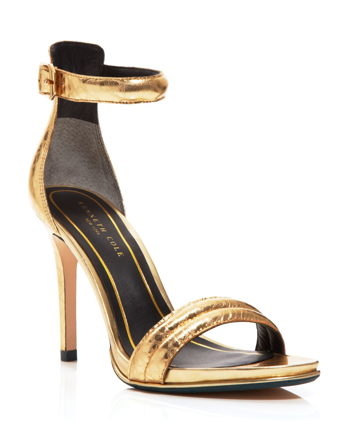 Find black shoe with gold ankle strap at ShopStyle. Shop the latest collection of black shoe with gold ankle strap from the most popular stores - all.