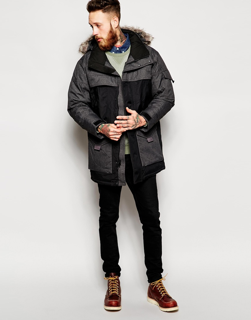 The north face Mcmurdo 2 Parka in Gray for Men
