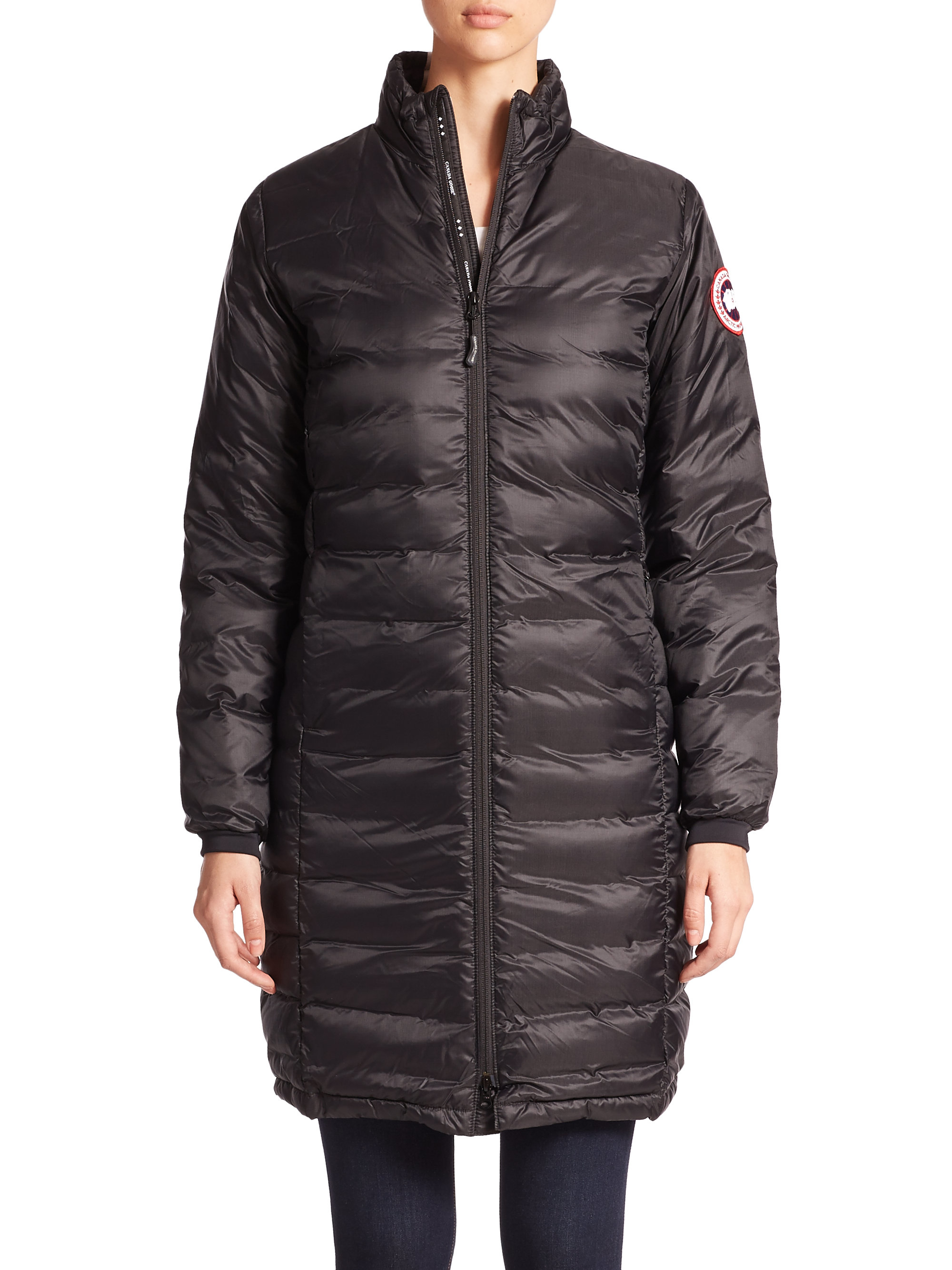 Gallery. Previously sold at: Saks Fifth Avenue · Women's Canada Goose Camp