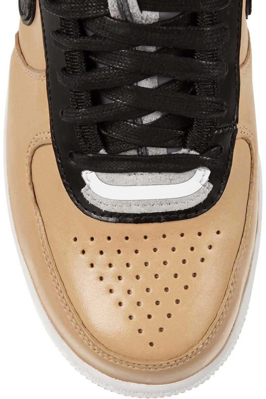 Lyst - Nike  Riccardo Tisci Air Force 1 Leather High-Top -8733