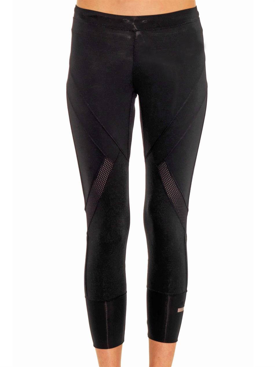 4ce748e7180ca adidas By Stella McCartney Three-Quarter Length Performance Leggings ...