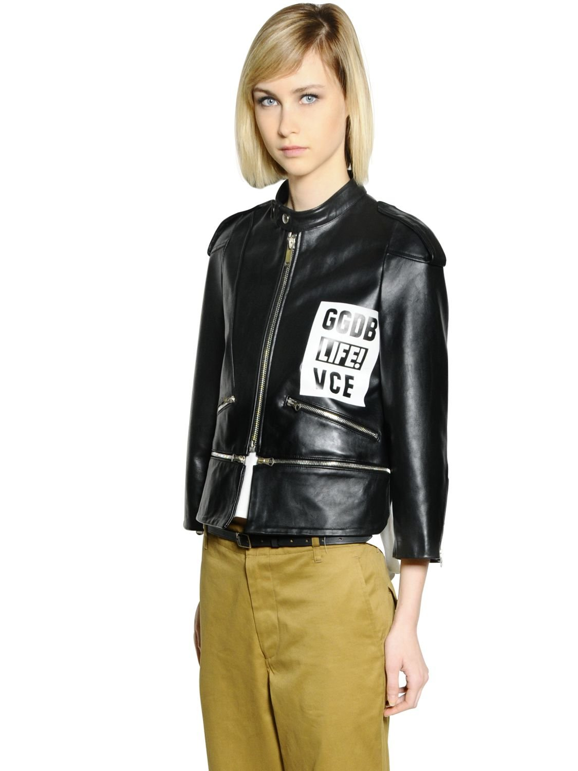 Leather jackets online canada