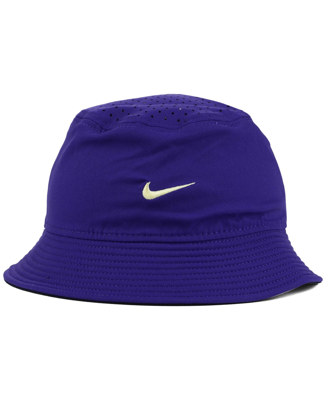 ... usa lyst nike washington huskies vapor bucket hat in purple for men  3a00e c12c1 b1516f85a67f