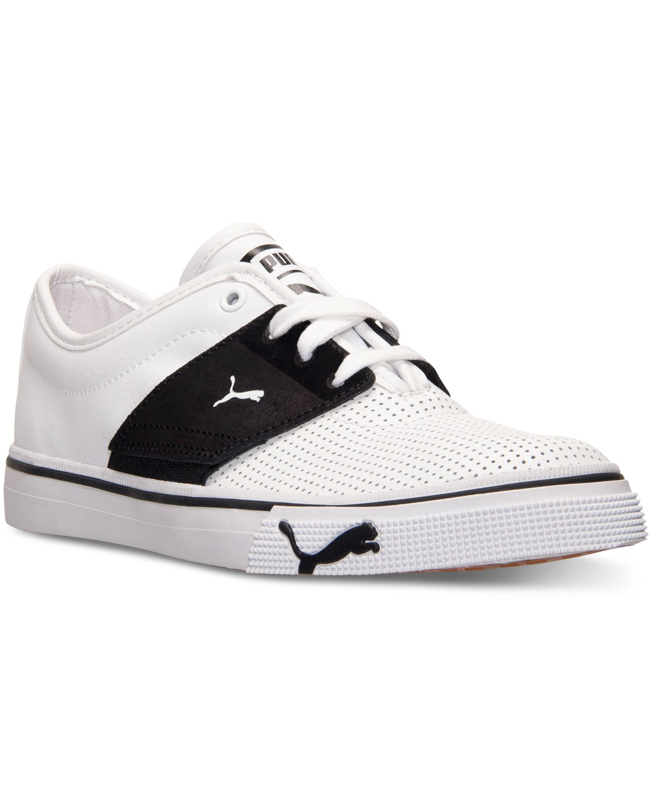 Puma Mens El Ace Casual Sneakers From Finish Line In