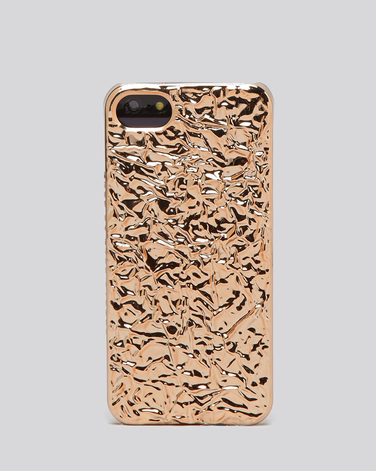marc by marc jacobs iphone 5 5s case foil covered in. Black Bedroom Furniture Sets. Home Design Ideas