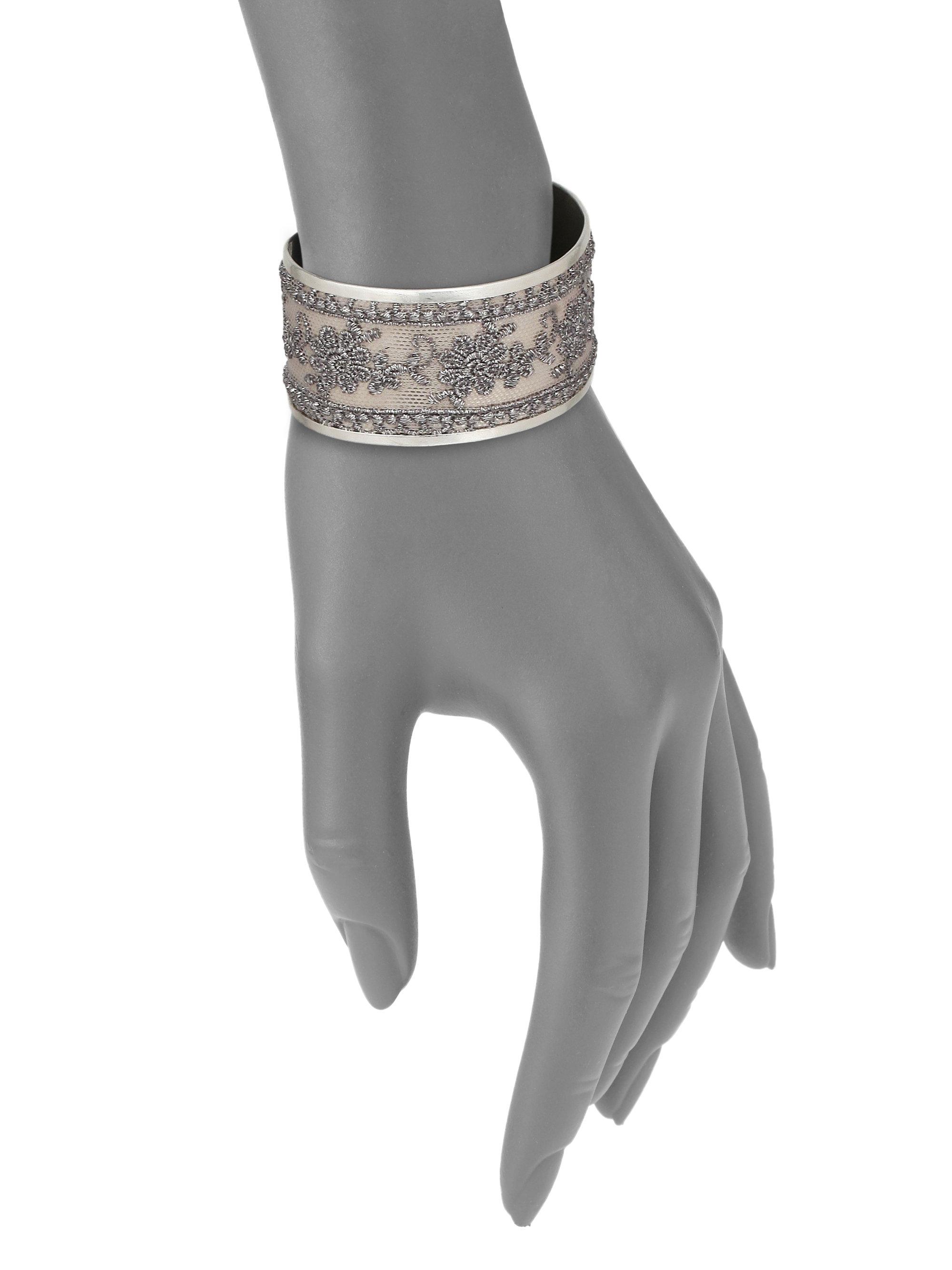 Silver pearl marisol white lace 1 - Gallery