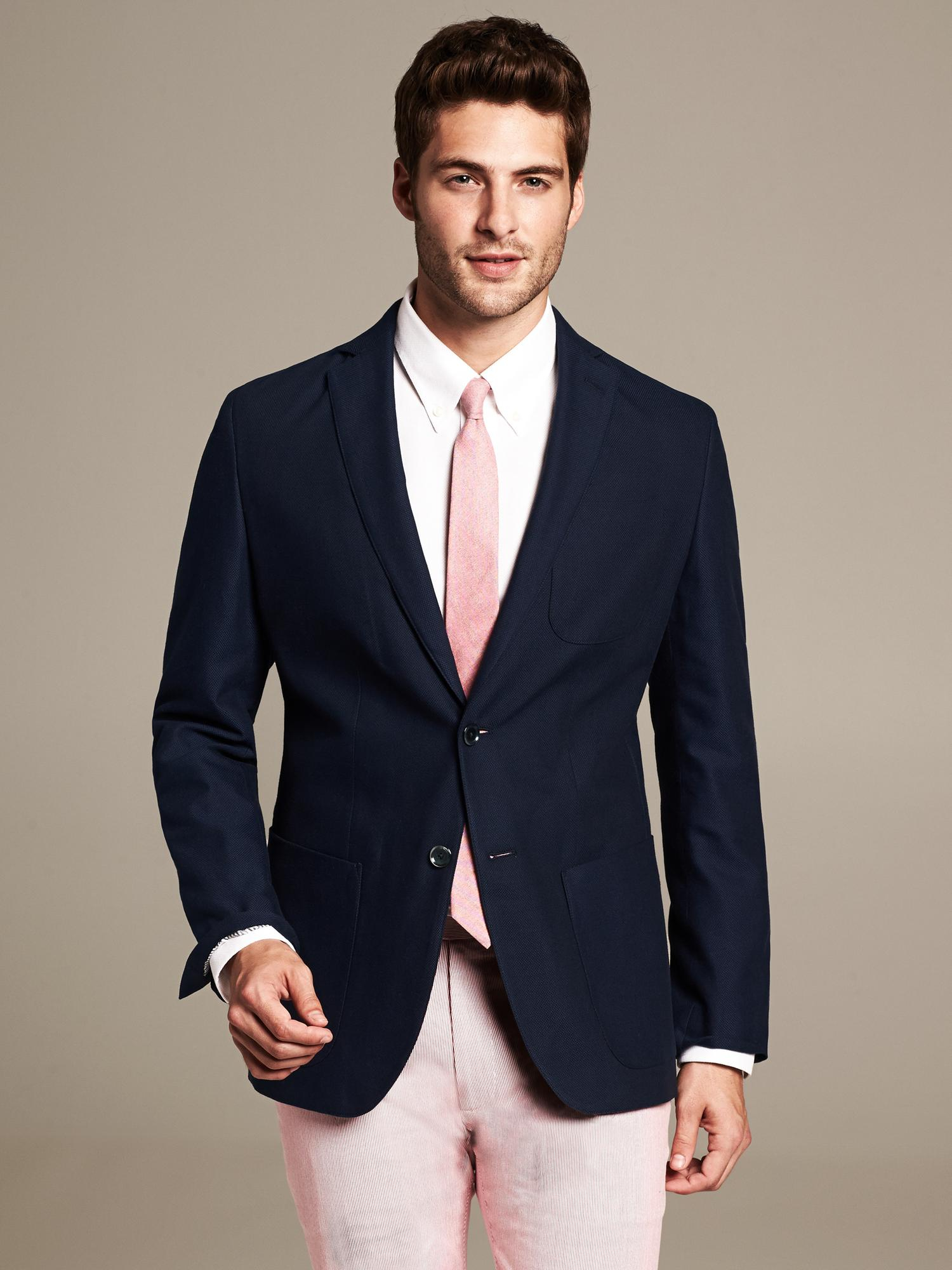 Find men slim fit navy blazer at ShopStyle. Shop the latest collection of men slim fit navy blazer from the most popular stores - all in one place.