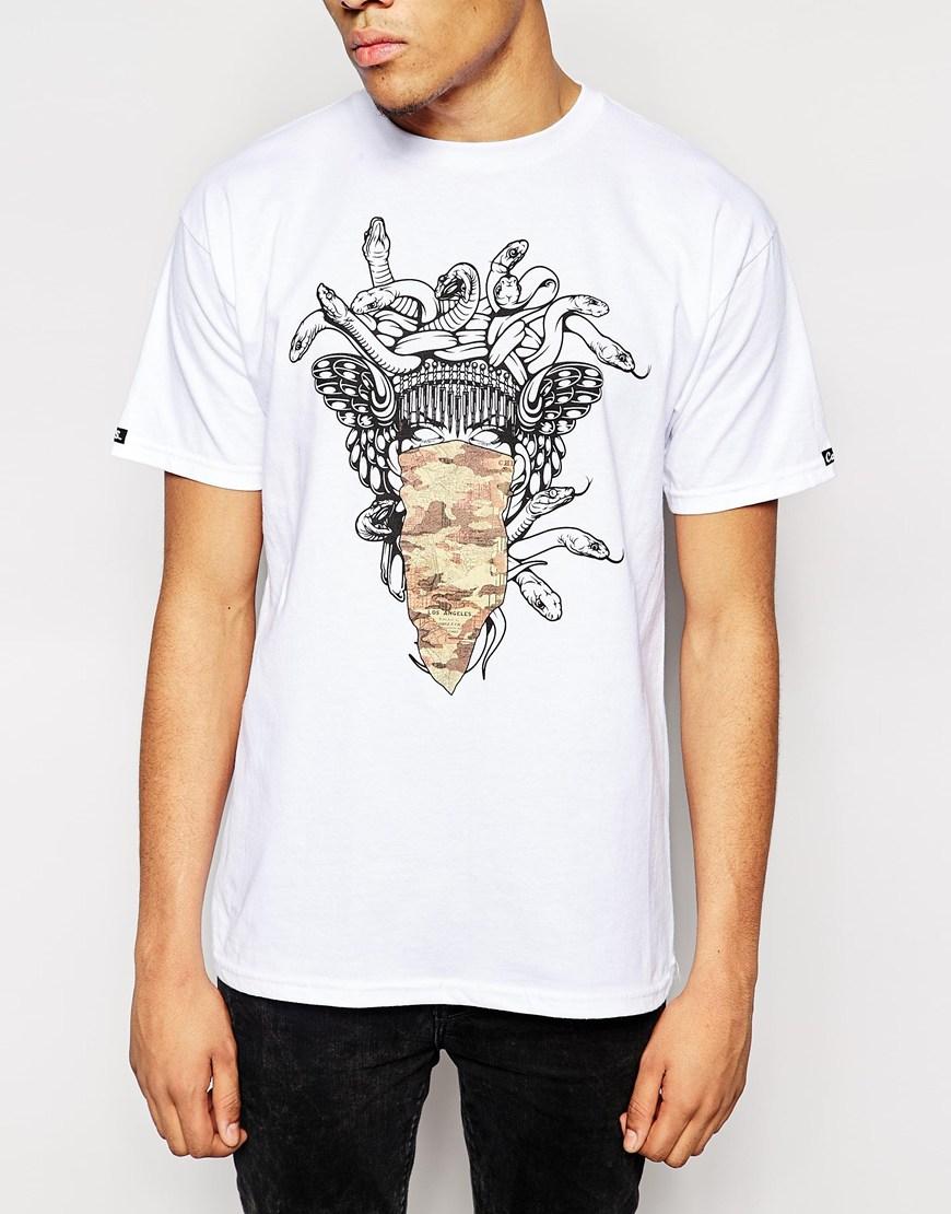 Crooks /& Castles Mens The Son Of Crooks Graphic T-Shirt