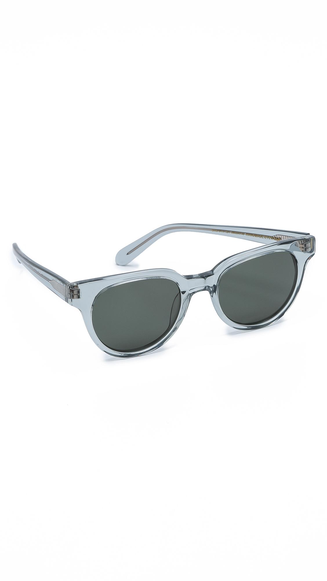 Han Kjobenhavn State Sunglasses in Grey/Black (Grey) for Men