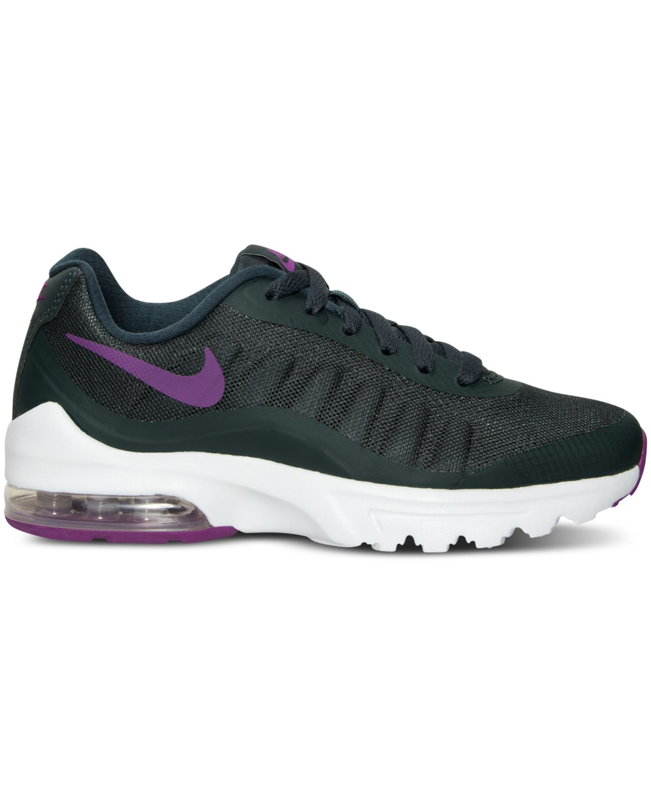 7e44095528 Nike Women's Air Max Invigor Running Sneakers From Finish Line in ...