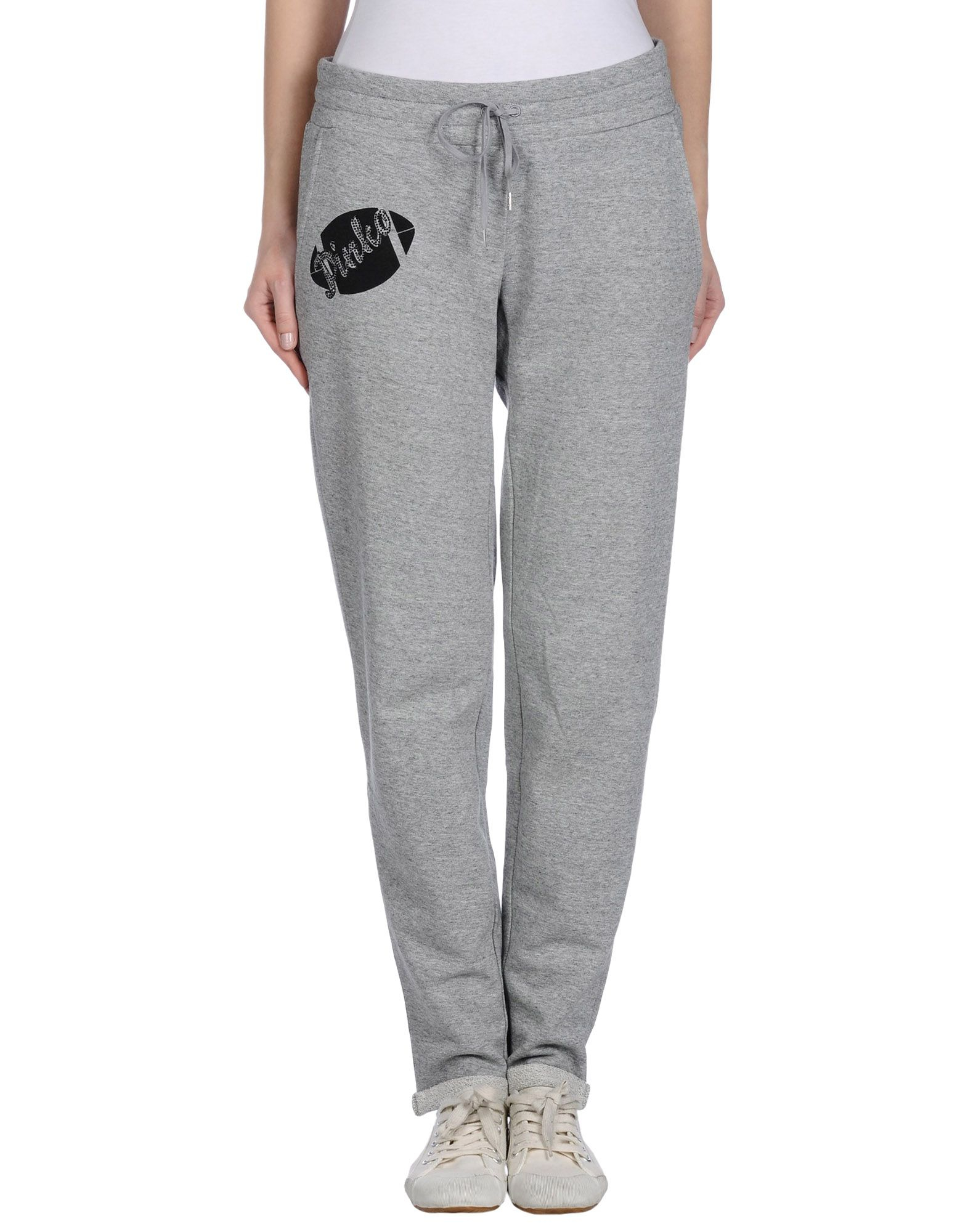 Cool John Richmond Casual Trouser In Gray Light Grey  Lyst