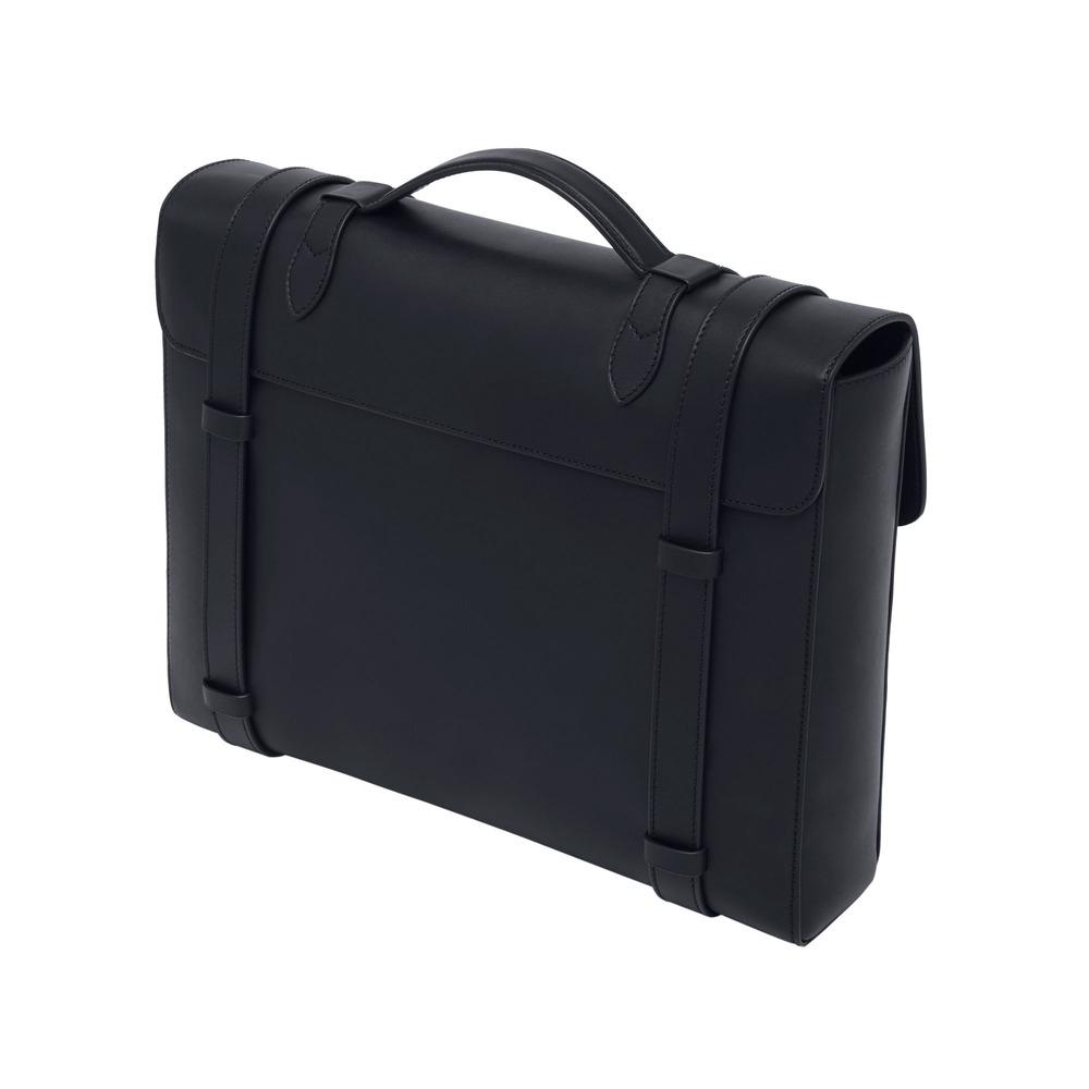 8b1ed7da265b hot lyst mulberry somerton briefcase in black for men e04a3 f2647