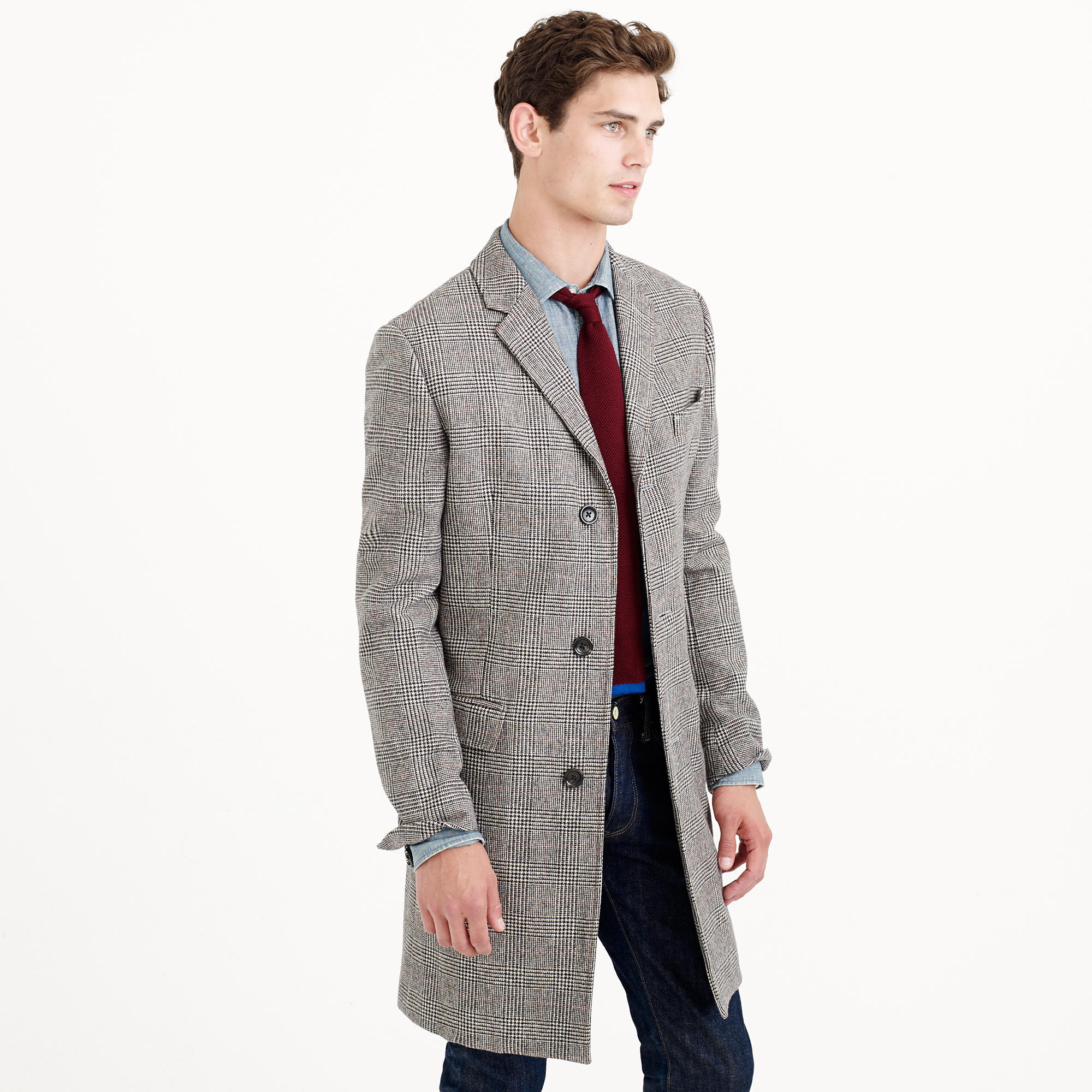 ludlow single guys Men's unstructured ludlow cotton-linen blazer account credit only bold stripes of tonal colour add instant impact to the simple shape of this single-breasted wool.