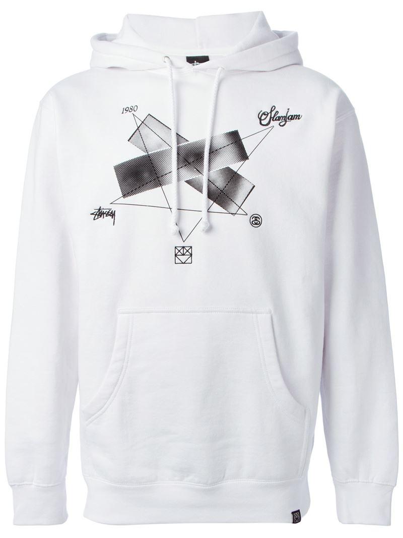 Mens stussy hoodie