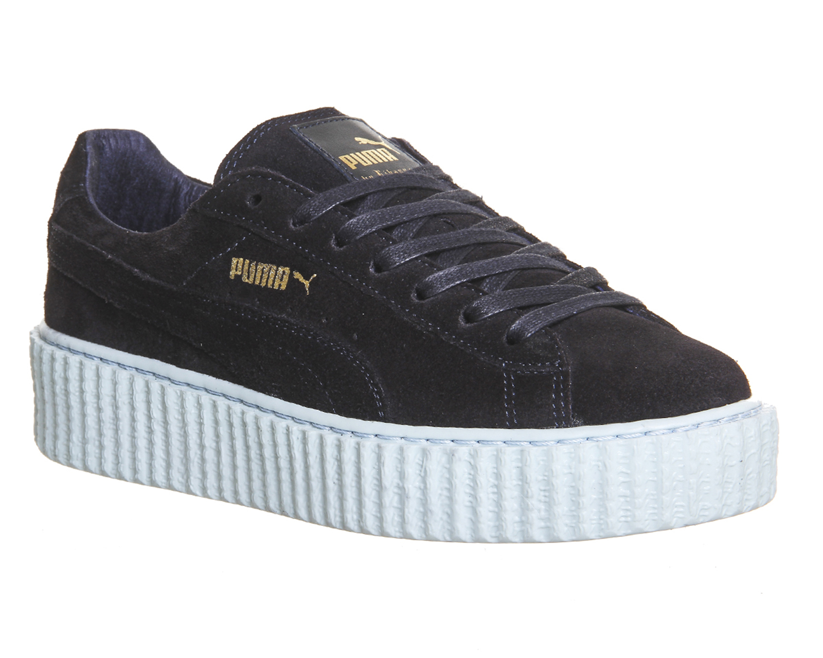 All Black Creepers Shoes