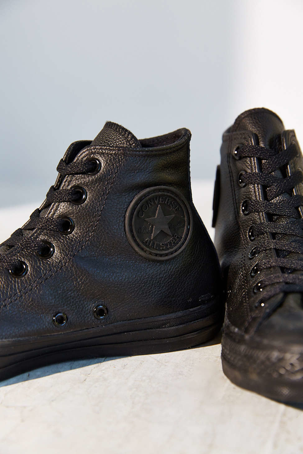 how to clean leather converse all stars