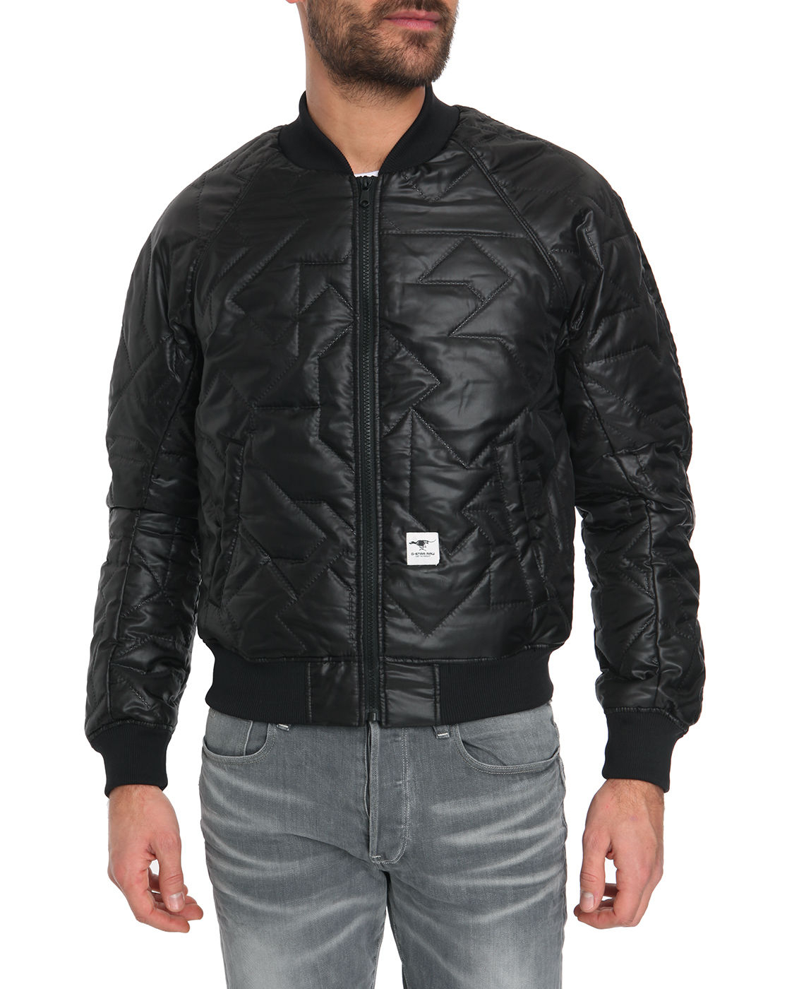 Nylon Black Jacket 9