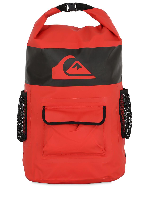 Lyst - Quiksilver 20l Sea Stash Waterproof Backpack in Black for Men