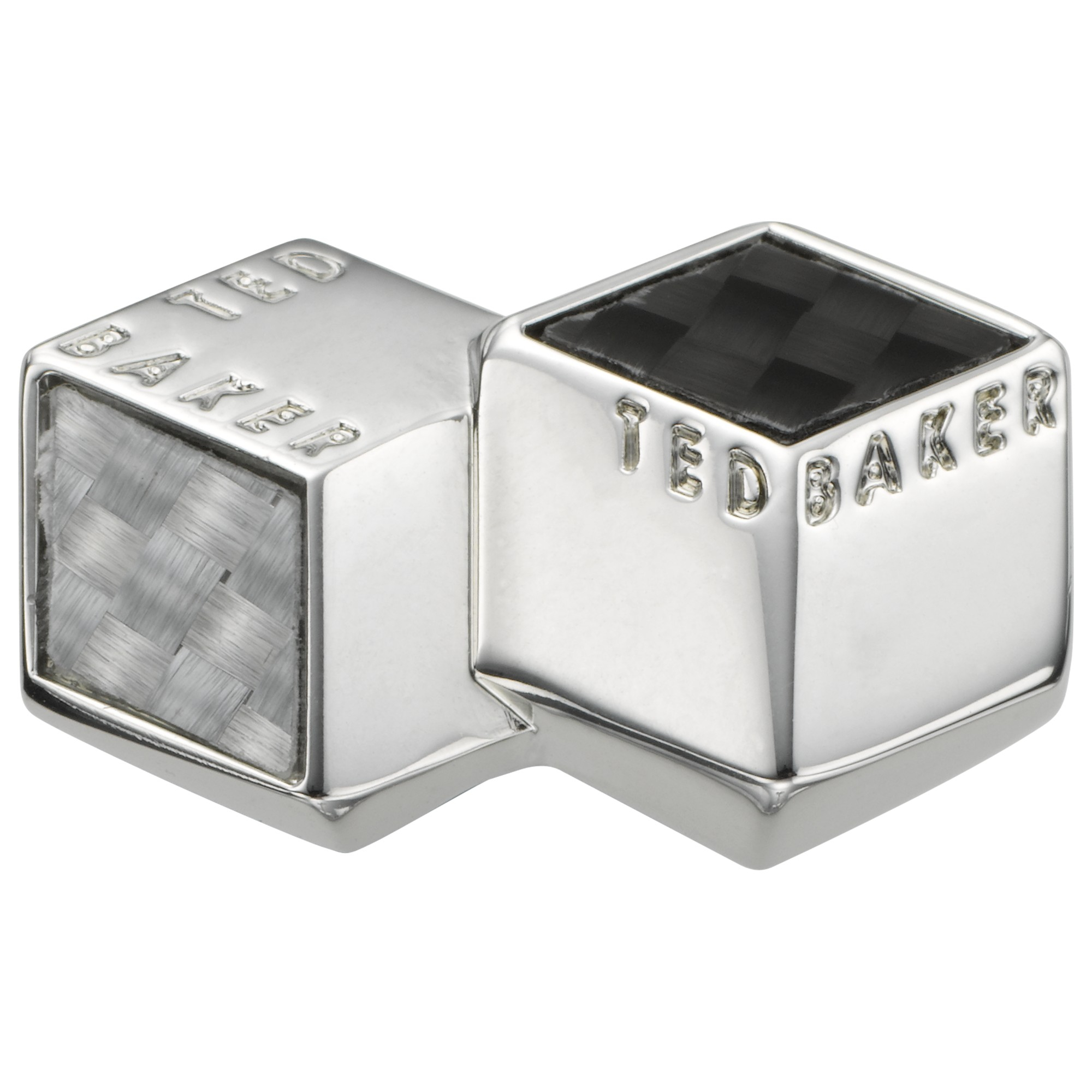 Ted Baker Carbcuf Cube Cufflinks
