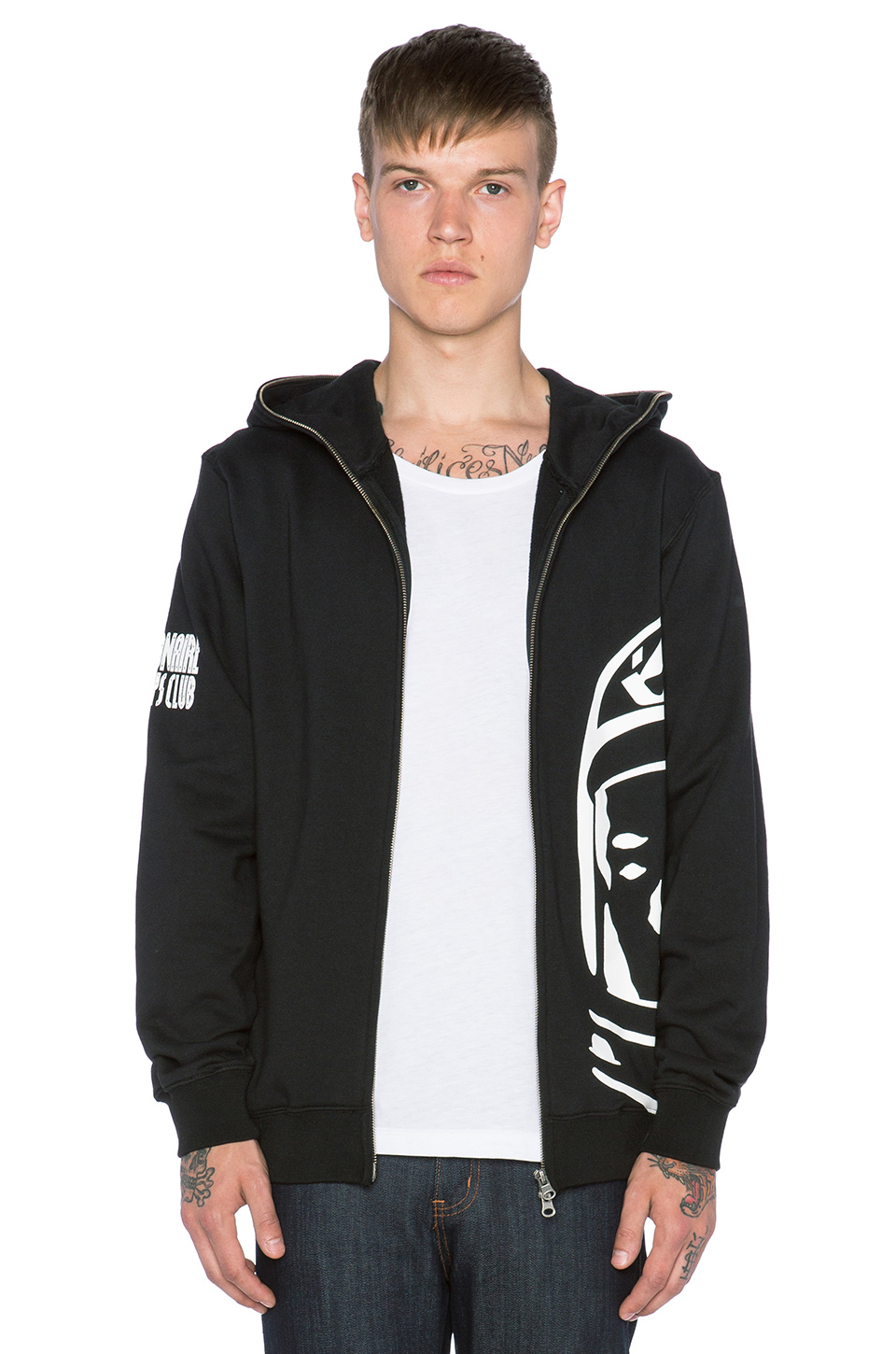 Lyst Bbcicecream Big Helmet Hoodie In Black For Men