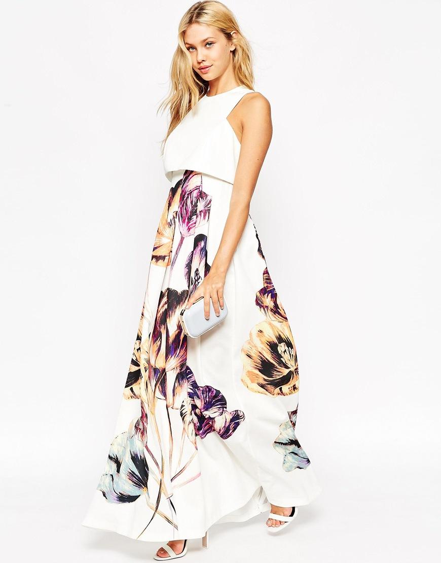 Asos midi and maxi dresses