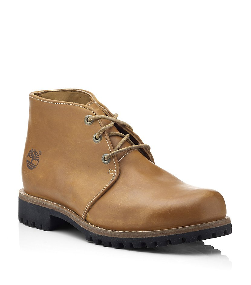 Timberland Rugged Chukka Boots in Brown for Men | Lyst