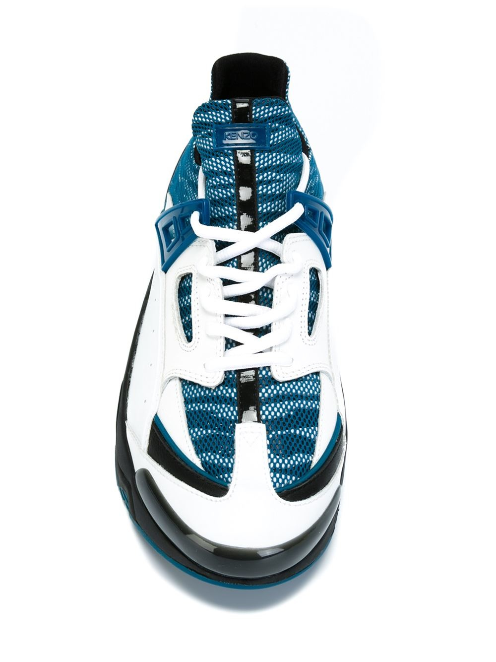 Kenzo Sonic Sneakers In White For Men Lyst
