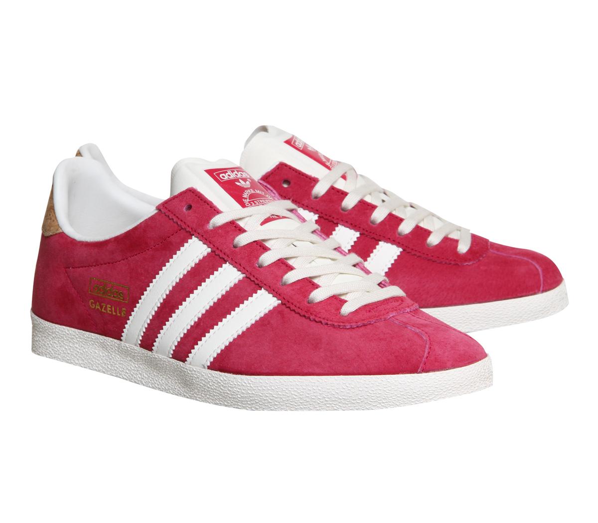 adidas gazelle og w rose