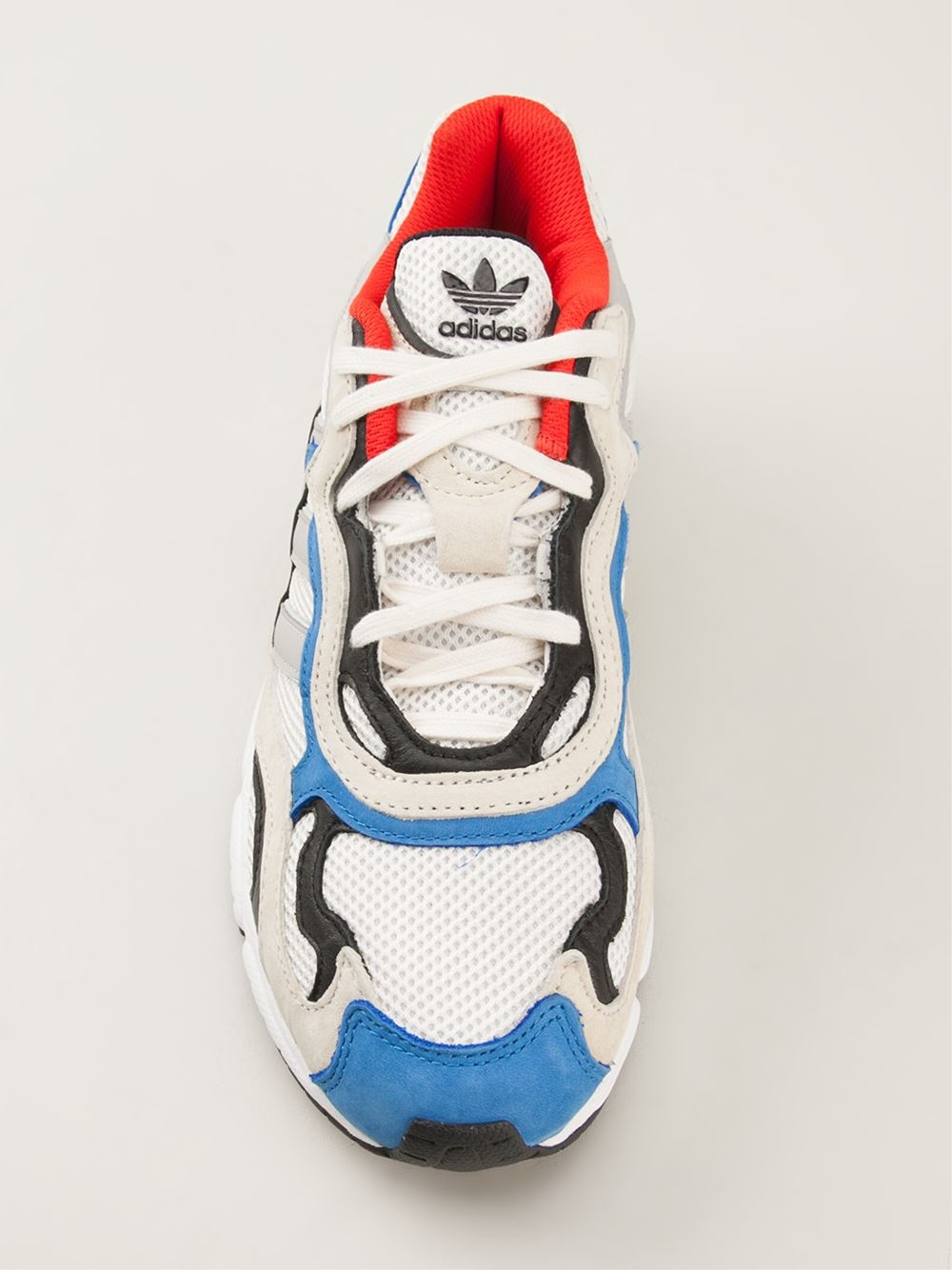 adidas Temper Run Sneakers in White for