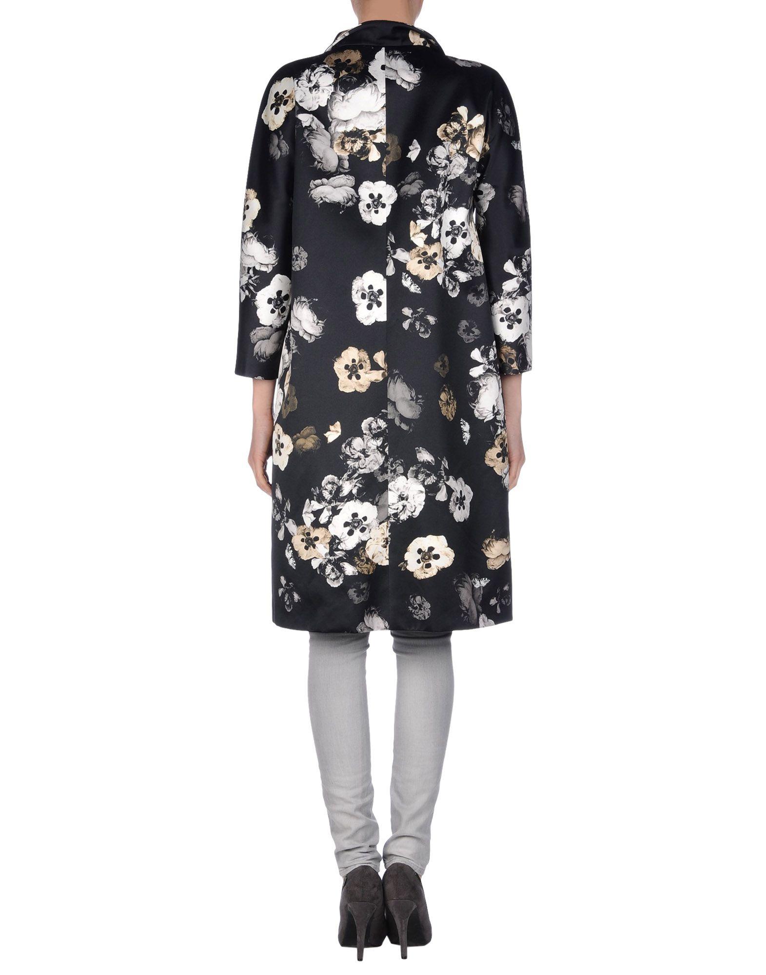 Giambattista valli Full-length Jacket in Black
