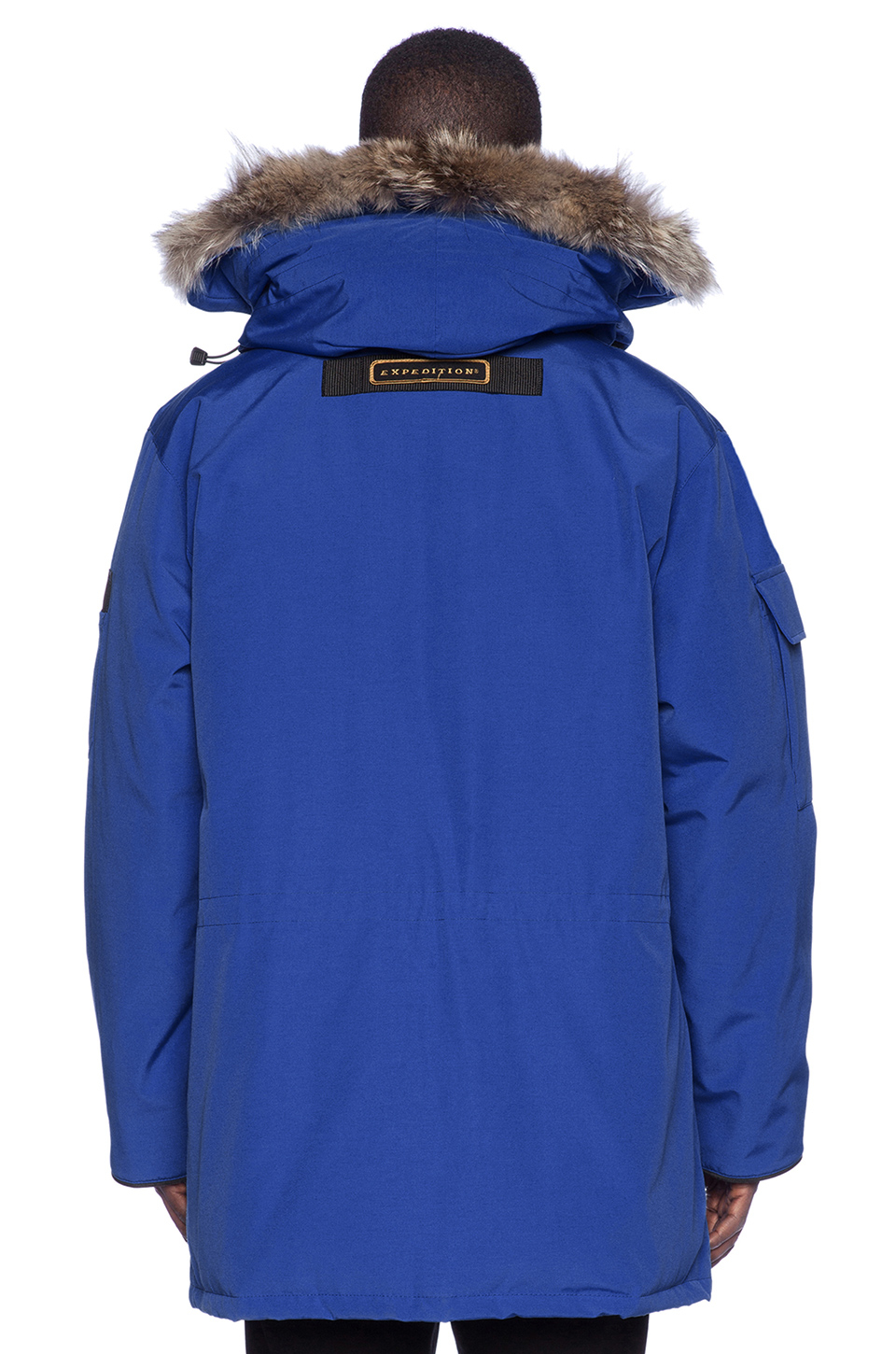 Canada Goose down online official - Canada goose Expedition Parka in Blue for Men (Pacific Blue)   Lyst