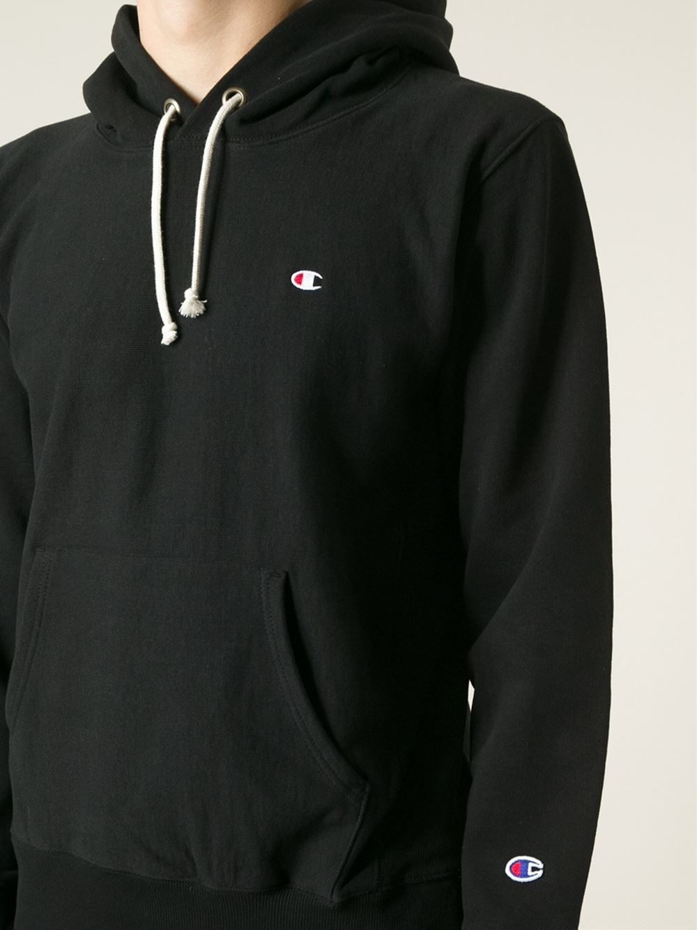 08be4fbbdb23 Black Champion Hoodie Outfits