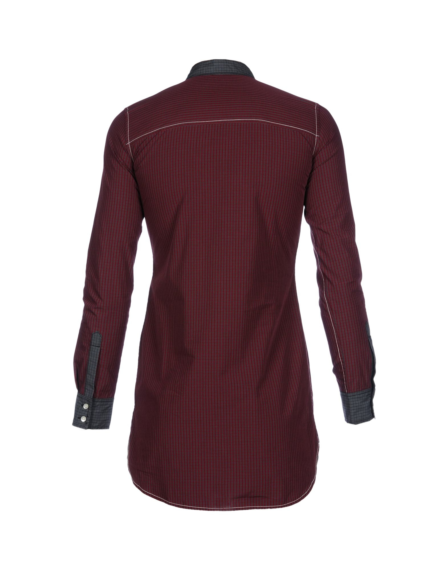 carhartt shirt in purple for maroon lyst