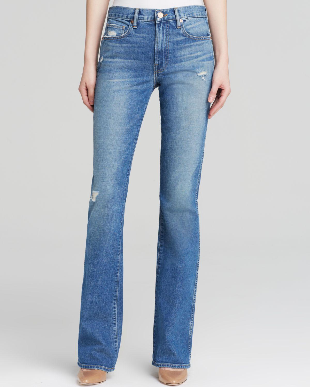 Exclusive Denim Adidas Top Ten 2000 Swaggy P Pes For: Genetic Denim Bloomingdale's Exclusive Hepburn Flare Jeans