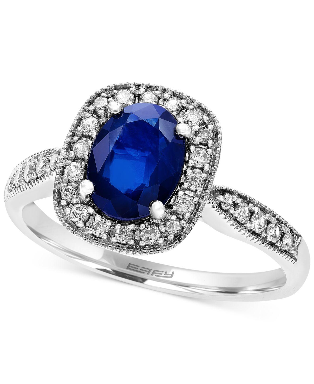 Effy Jewelry Sapphire Rings