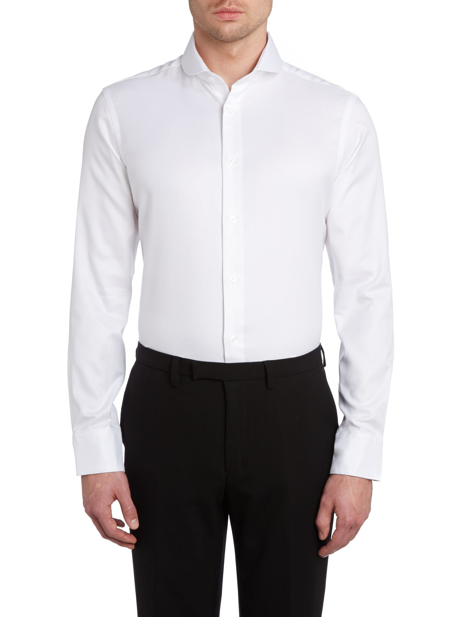 Cutaway Collar Shirts India