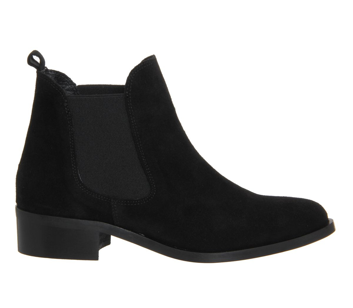 office corsa ankle boots in black lyst