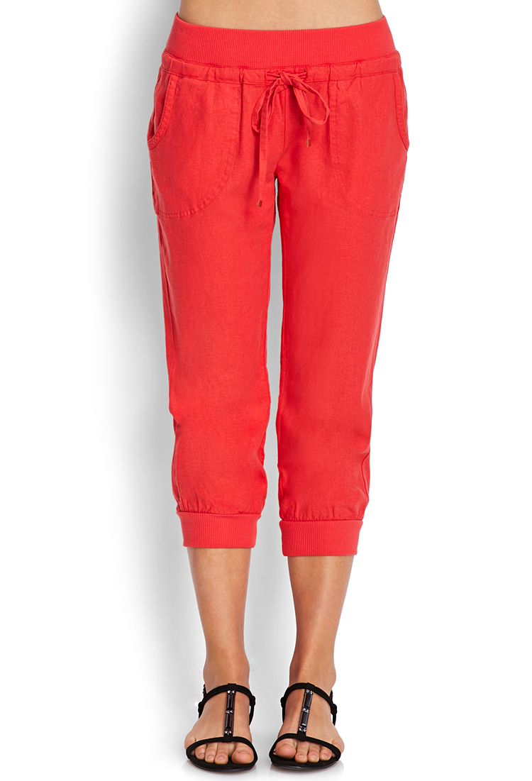 Red Capris - The Else