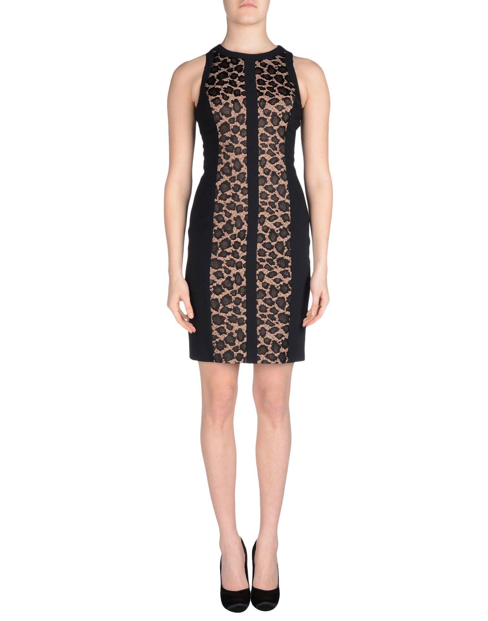 Unique MICHAEL Michael Kors Embellished Neck Sleeveless Dress (Petite) For Women | Fosoz