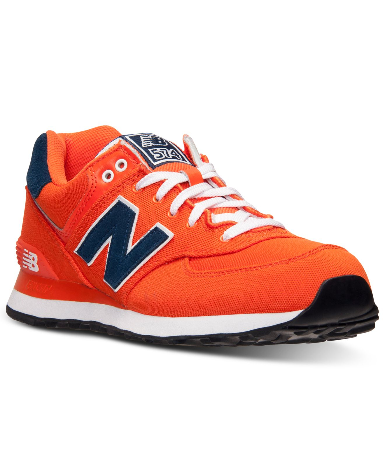 New Balance Blue Mz501 Pique Polo Pack Fashion Sneaker for men