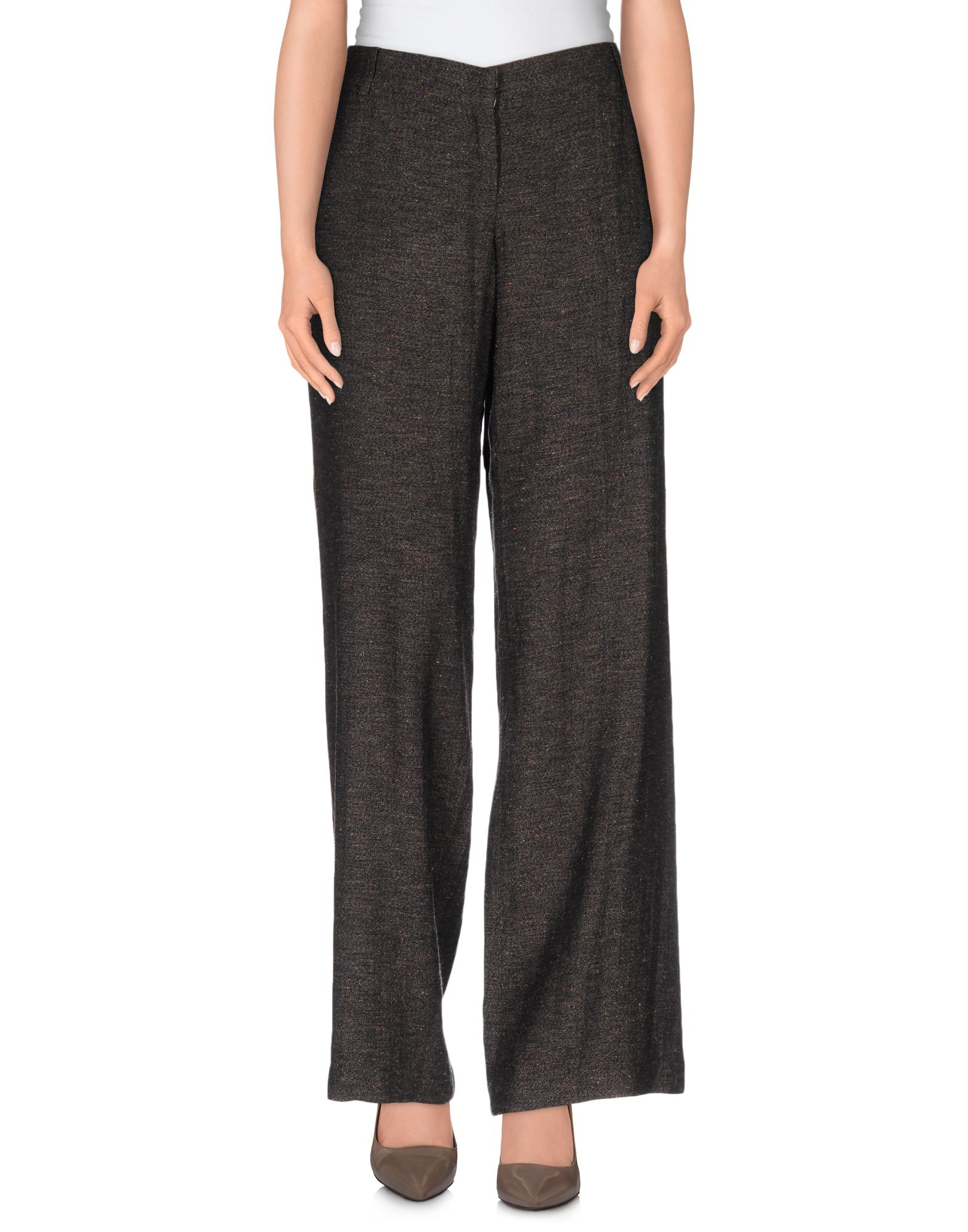 CARACTERE Women's Dark Brown Pinstriped Cropped Pants PA Sz 2 $ NEW. Sold by Walk Into Fashion + 7. $ TheMogan Basic Plain Stretch Crop Capri Leggings. Sold by TheMogan. $ $ Dennis Basso Pants Sz 8 Stretch Woven Cropped Pants Brown. Sold by Phoenix Trading Company.