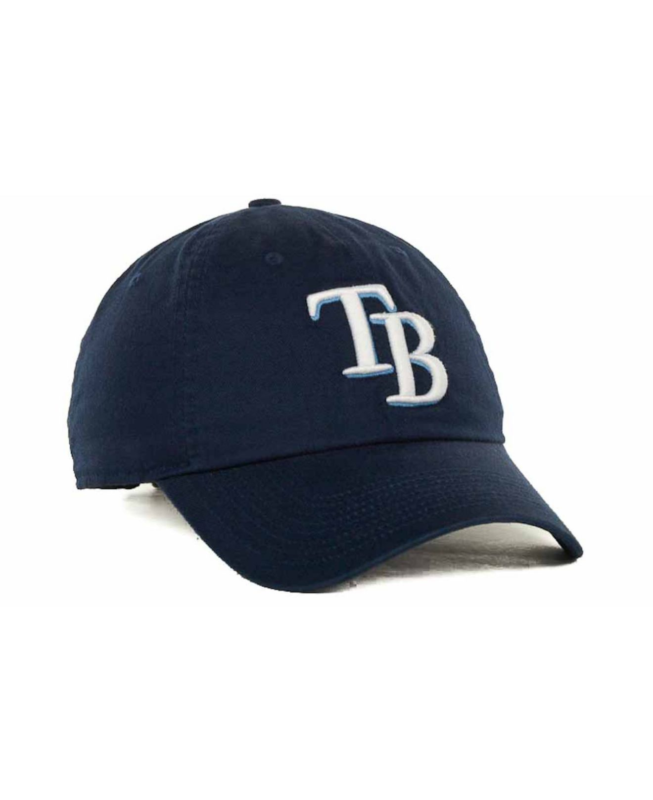 sports shoes 01199 f478e ... 50% off lyst nike tampa bay rays stadium cap in blue for men 3f50d 87d22