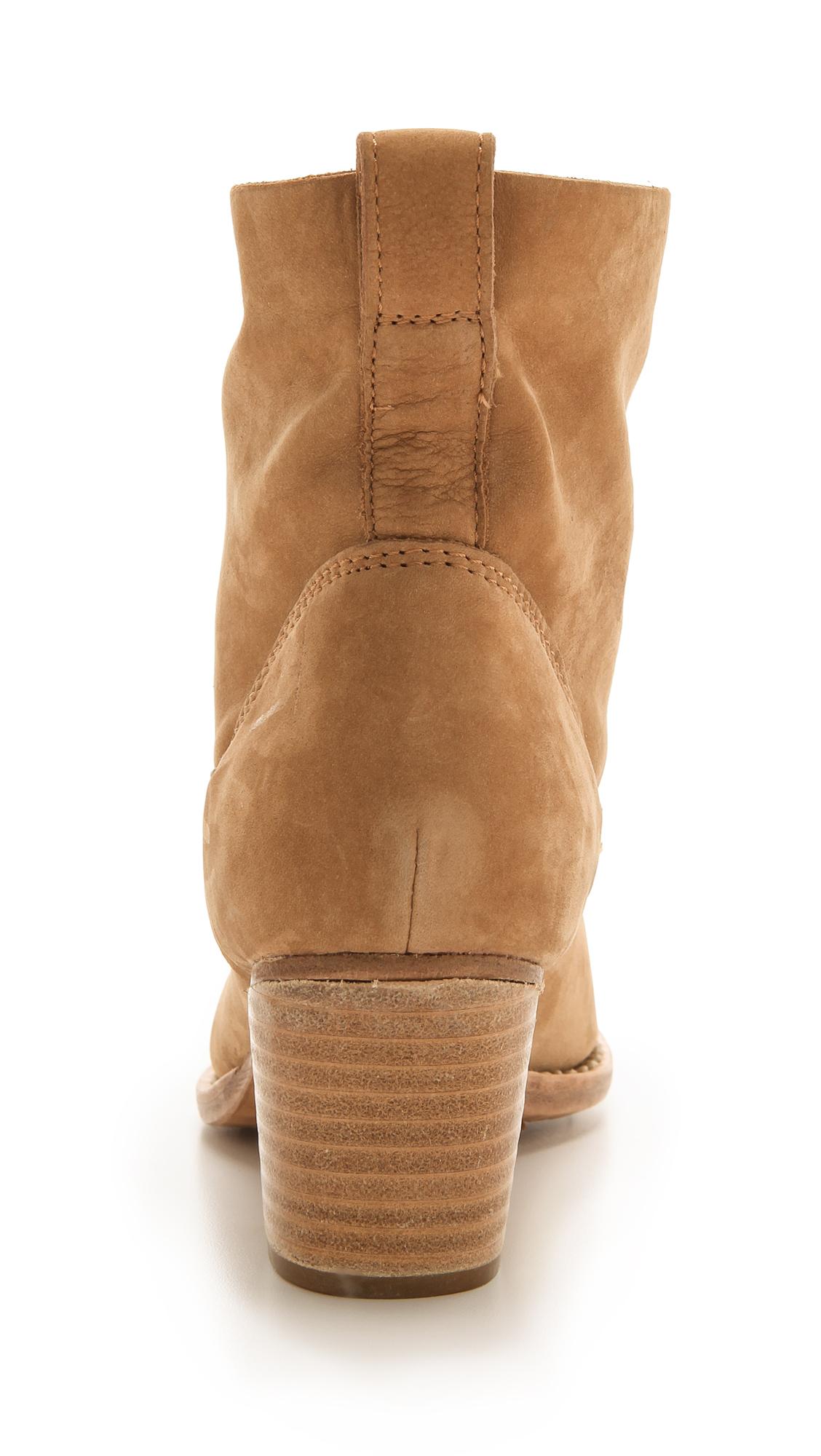 Rag & Bone Mercer Boot Ii in Camel (Brown)