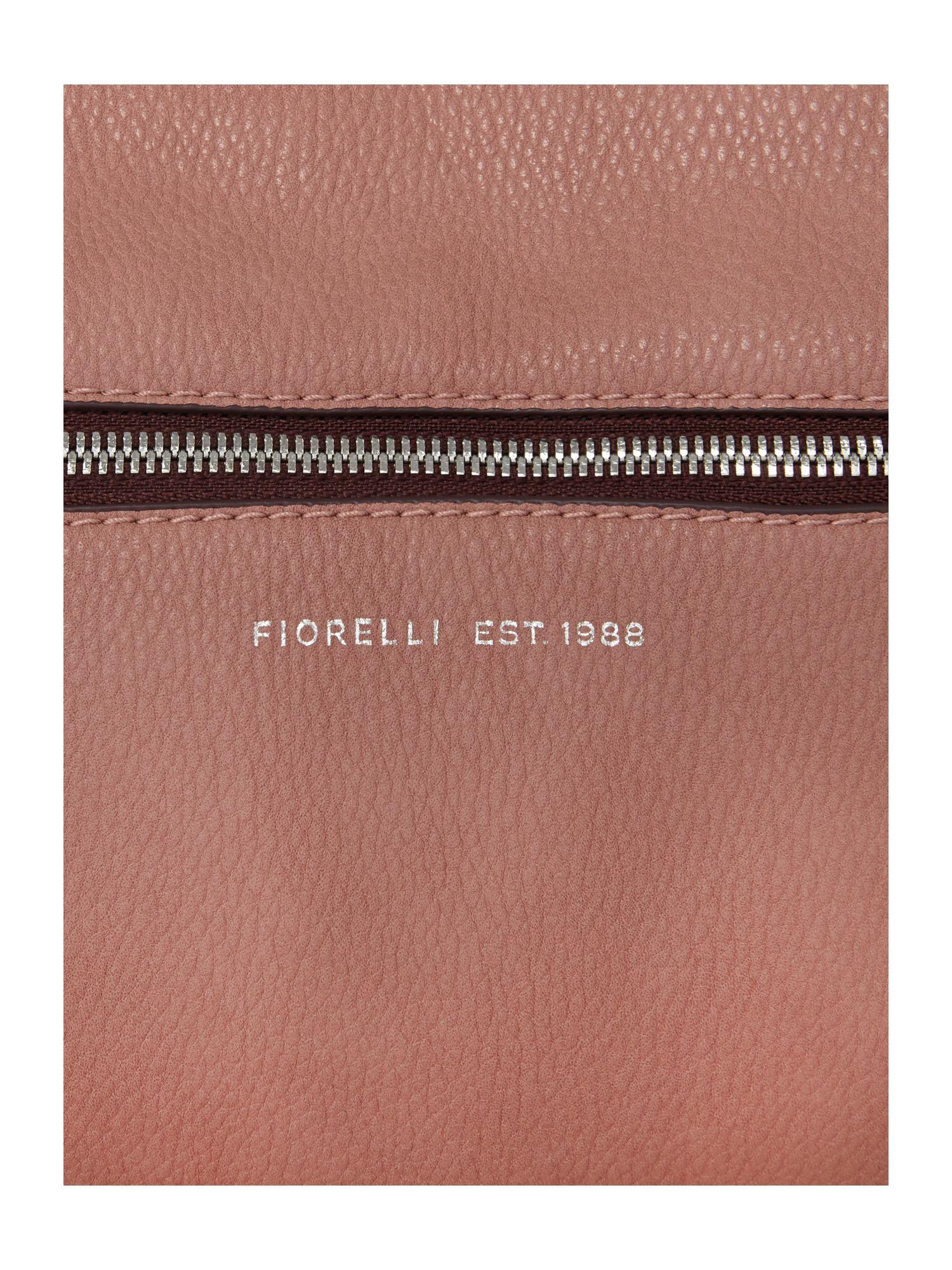 Fiorelli Leah Pink Cross Body Bag