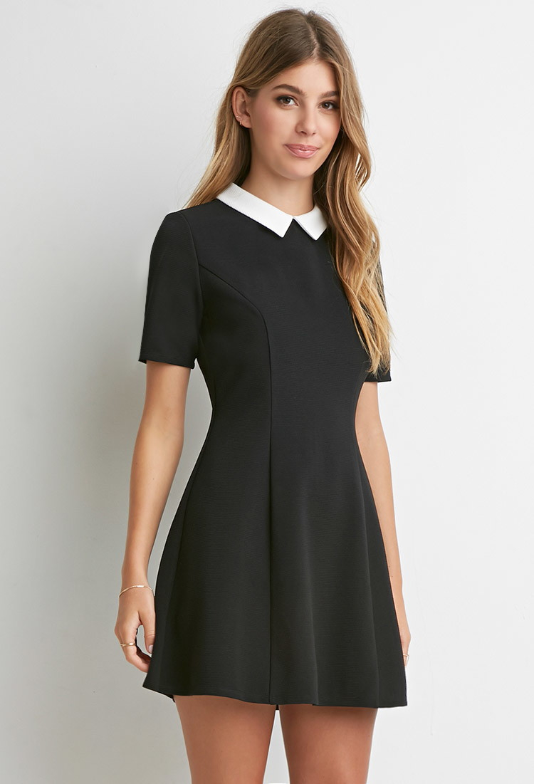 Fashion week Dress Black forever 21 for woman