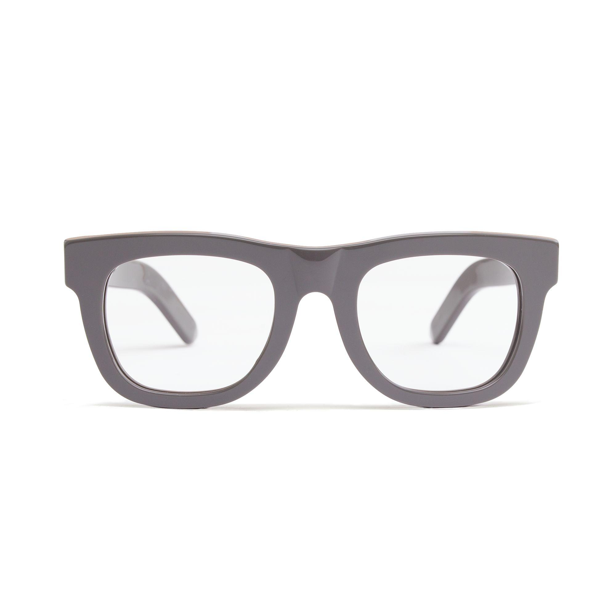 madewell ciccio eyeglasses in gray lyst