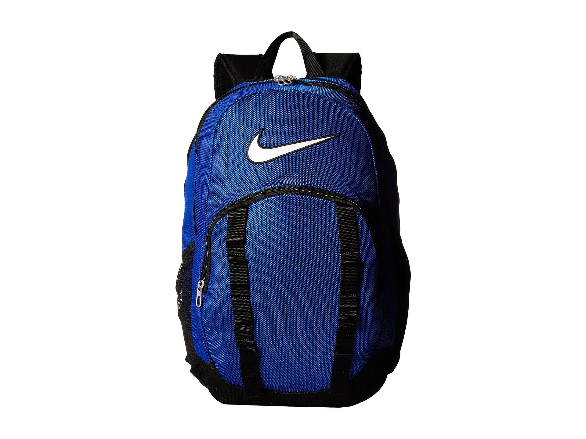 Lyst Nike Brasilia 7 Backpack Mesh Xl In Blue For Men